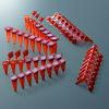 AlphaGem Bio 微量保存用PCR96ウェルプレート/2Dコード付き8連チューブ